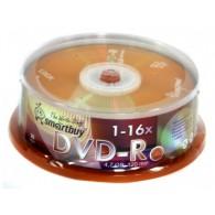 SmartBuy DVD-R 4.7Gb 16x Cake box /25