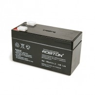 Аккумулятор для бесперебойника Robiton 12V 1,3Ah
