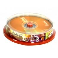 SmartBuy DVD-R 4.7Gb 16x Cake box /10