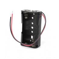 Батарейный отсек Robiton Bh2хАА\parallel под пайку с проводами