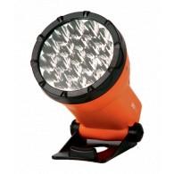 Фонарь Jazzway Accu6-L19 (220v) LED оранжевый