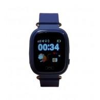 Smart-часы Q90 с GPS и Wi-Fi синие