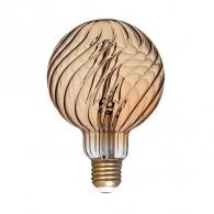 Лампа светодиодная Art Smartbuy G95Gold 7W 3000K E27