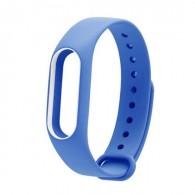 Ремешок для фитнес-браслета Mi2 сине-бел (83782)