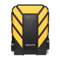 Жесткий диск HDD A-Data 1,0Tb 2.5'' HD710 USB 3.0 желтый