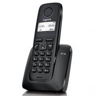 Телефон беспроводной Gigaset A116 черный