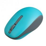 Мышь Perfeo Funny голуб. беспроводная (PF-А4502)(2*ААА, не в компл)