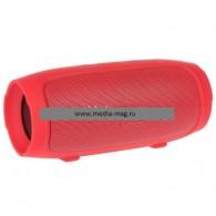 Мини-колонка CH Mini 3+ (Bluetooth\MicroSD\Power Bank) красная