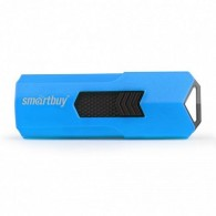 Флэш-диск SmartBuy 64GB USB 2.0 Stream синий