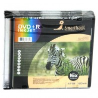 SmartTrack DVD+R 4.7Gb 16x Slim Printable