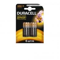 Батарейка Duracell LR03 Basic BL 6/60