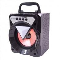 Колонка портативная MS-231BT (Bluetooth/USB /SD/FM) черная