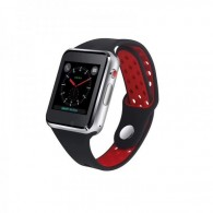 Smart-часы М3 красные