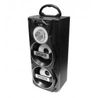 Колонка портативная MS-106BT (Bluetooth/USB /SD/FM) чер