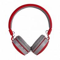 Наушники-плеер Eltronic 4455 (microSD, Bluetooth) с микр.полноразм.красные