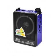 Радиоприемник XB-901 (USB/SD/FM) синий Waxiba