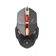 Мышь Defender MB-490 Ultra Gloss USB игровая (52490)