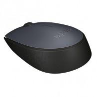 Мышь Logitech B170 беспроводная черная