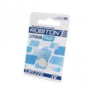 Батарейка Robiton CR 1220 BL-1\40