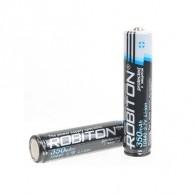 Аккумулятор Robiton 3.7v 350mAh Li10440 c защитой (AAА)