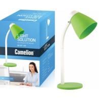 Светильник Camelion KD-351 настольный зеленый (Е14)