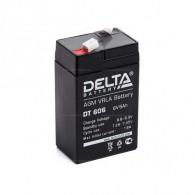 Аккумулятор для прожекторов Delta (6V 6Ah)