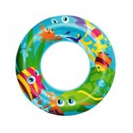 """Круг для плавания """"Морской мир"""" 56см (499342)"""