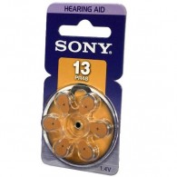 Батарейка Sony 13 (PR 48) BL 6/60/300