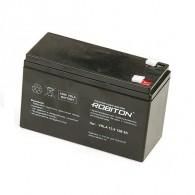 Аккумулятор для бесперебойника Robiton 12V 9Ah \5