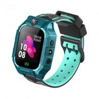 Smart-часы детские с GPS трекером Z6 (чер-зел)