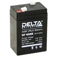 Аккумулятор для прожекторов Delta (4V 4,5 Ah)
