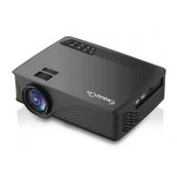 Проектор ExquizOn (800x480 пикселей, 1200Lm) входы:USB/AV/HDMI