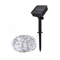 Светильник садовый Фаzа SLR-G03-100W (гирлянда-нить, белая) 100 диодов