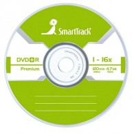 SmartTrack DVD+R 4.7Gb 16x Bulk 1/100