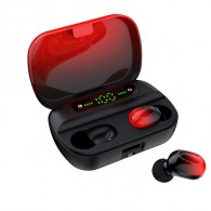 Гарнитура Bluetooth Smartbuy i500 (SBH-3023) пауэрбэнк 2800mAh, чер-крас