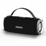 Мини-колонка Hopestar H24 (Bluetooth,FM,USB,AUX) черный
