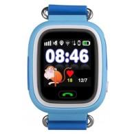 Smart-часы Q80 Hello детские с GPS трекером голубые