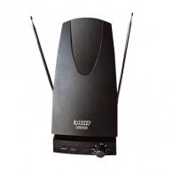 Антенна комнатная активная Эфир SE-220 (усы 80см, кабель 1м, с регулировкой)