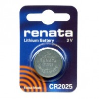 Батарейка Renata CR 2025 1/10