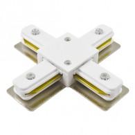 Коннектор белый X-обр. PTR CX-WH Jazzway