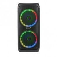 "Колонка портативная 8"" 20-30 (Bluetooth/TWS/USB /microSD/ПДУ) черная"