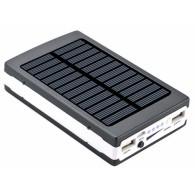 Внешний аккумулятор (Power Bank) 20000mAh (ЕК-1) солн.батарея