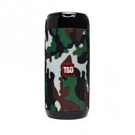 Мини-колонка TG-113 хаки (BT, USB, microSD) (92224)