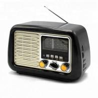Радиоприемник MD-1900 (USB /SD/microSD/FM/220V/4*R20) черный