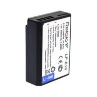 Аккумулятор в/к. Relato LP-E10 (1000mAh 7,2v) Li-ion для Canon