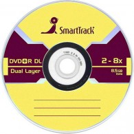 SmartTrack DVD+R 8.5Gb 8x двуслойный bulk 1/100