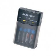 З/у Robiton Smart S100 (4*АА\ААА) (220v+12v) 1,5 - 6 часов