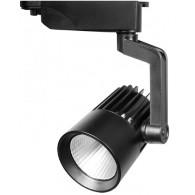 Трековый прожектор Jazzway PTR 0130 30w 4000K IP40 черный