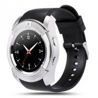 Smart-часы V8 серебро