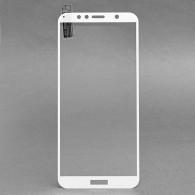 Защитное стекло 2,5D для Huawei Honor 7A\Y5 2018 бел (91820)
